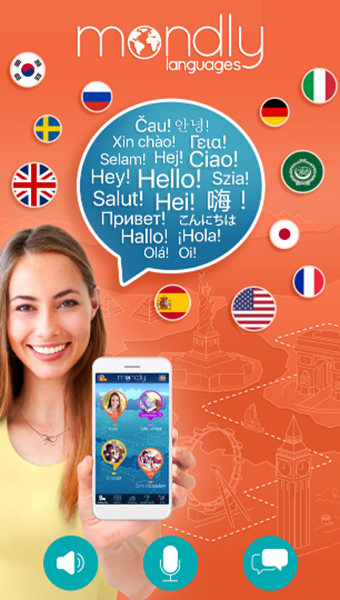 English In Italian: Mondly Review (2019): Premium App To Learn 33 Languages Fast