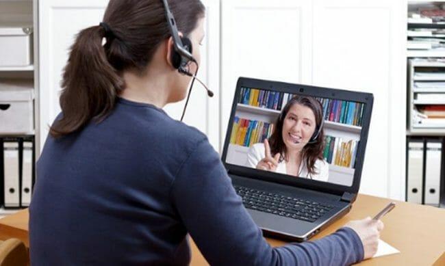 Language Teaching Online