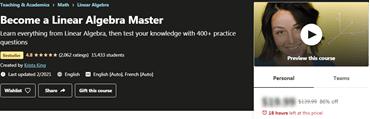 Master Algebra