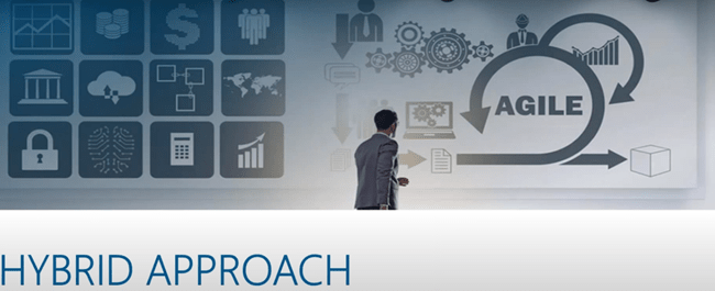 Agile and Hybrid Approaches