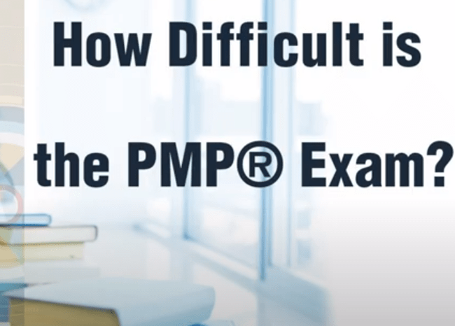 Project Management Professional Difficulty